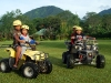 foto lokasi event: atv ride area