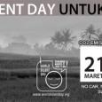 Rekan-rekan penghuni bumi, Pada 23 Maret 2012 Bali, pulau yang terkenal di seluruh dunia sebagai surga, akan hening dan gelap. […]