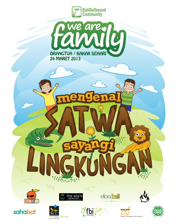 We Are Family 2013 - sponsor