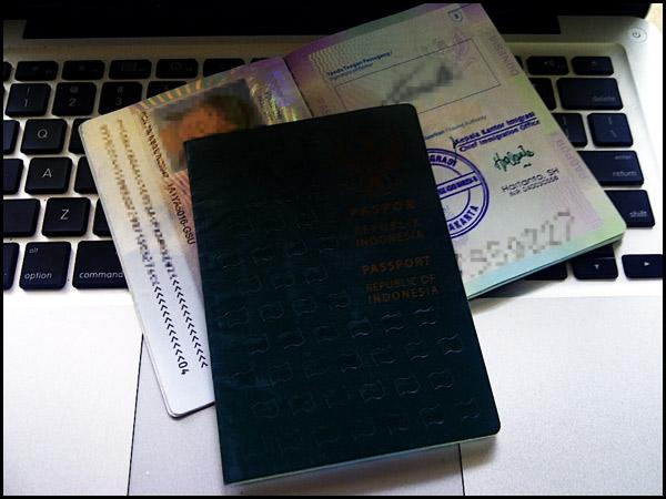 SPRI/paspor