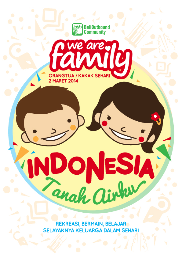 cover we are family 2014