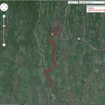 Map Sunday Trekking