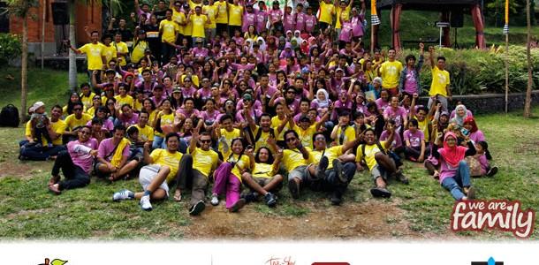 Hari Minggu yang cerah, 2 Maret 2014, anak-anak dari tiga panti asuhan di Bali yaitu Panti Asuhan Miftahul Falah, Panti […]